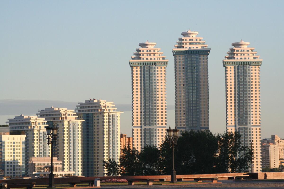 В Москве зафиксирован рекордно низкий объём предложения квартир в новостройках