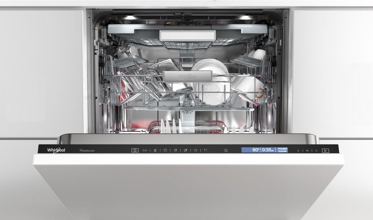 Whirlpool представляет новые модели посудомоечных машин с системой NaturalDry