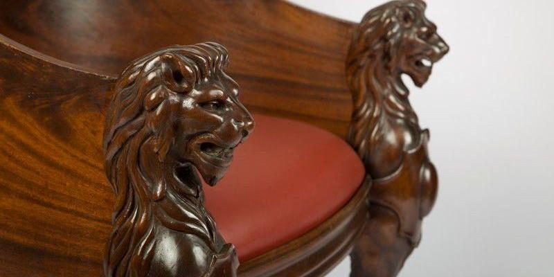 В Москве открылся ещё один магазин антикварной мебели Alter Ego Home