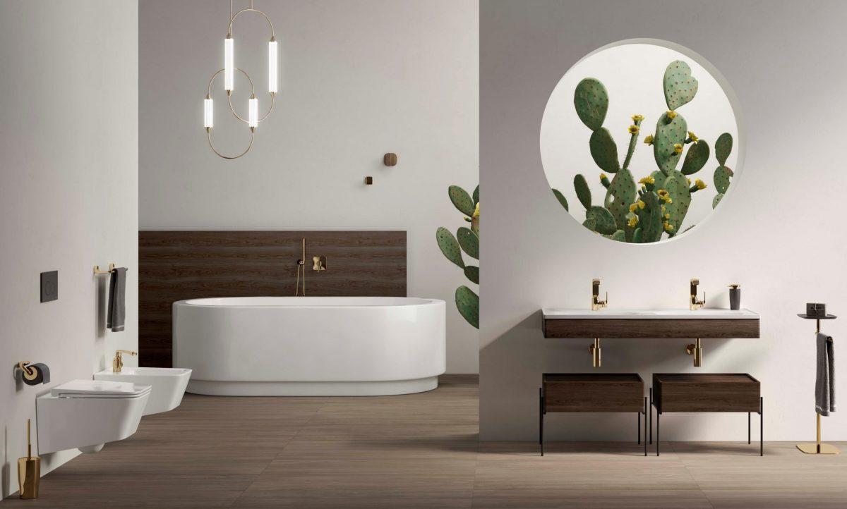 Как оформить интерьер ванной комнаты, чтобы быть в тренде