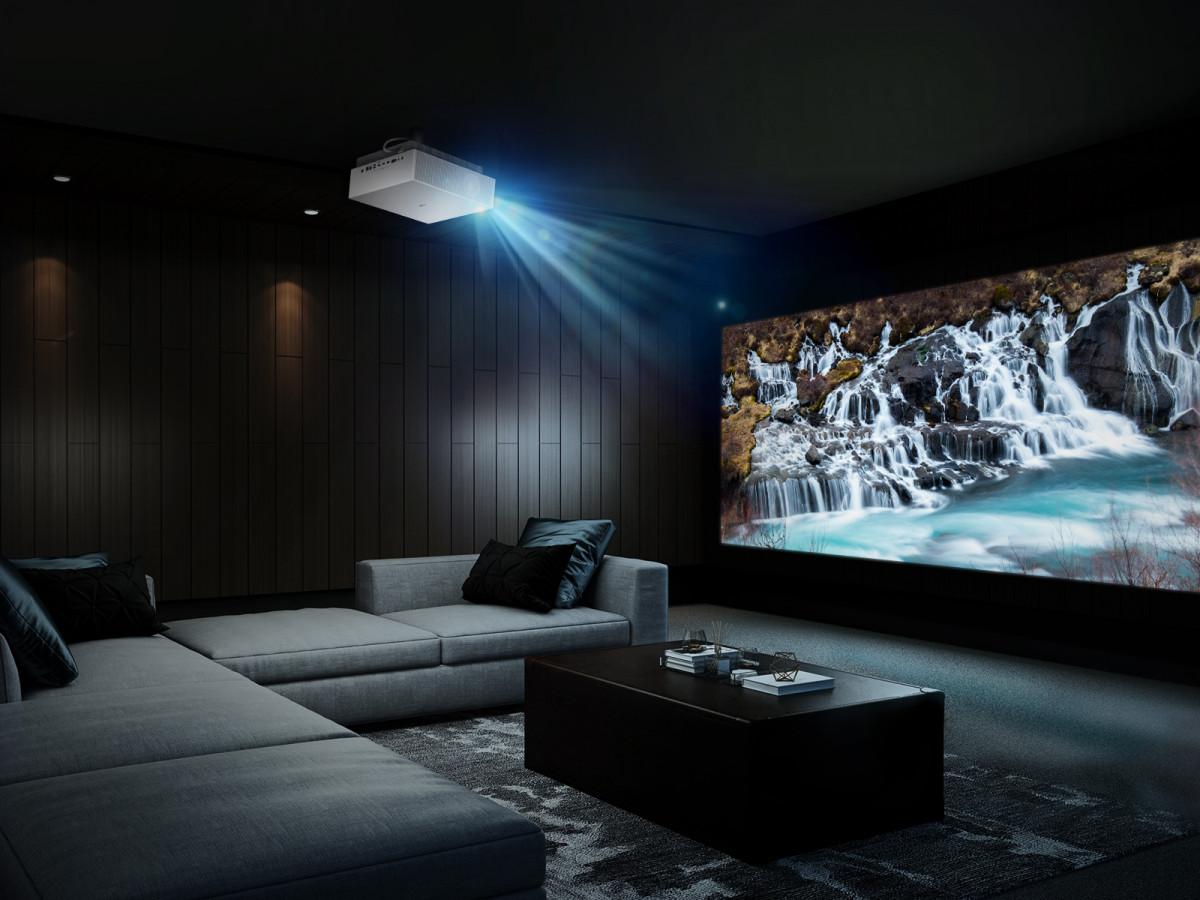 Какое решение LG заменит поход в кинотеатр
